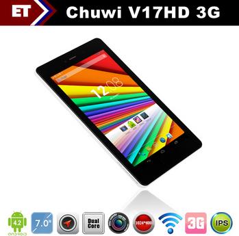 chuwi  V17HD  планшет