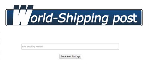 World Shipping post