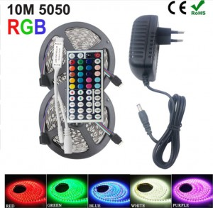 RGB strip light